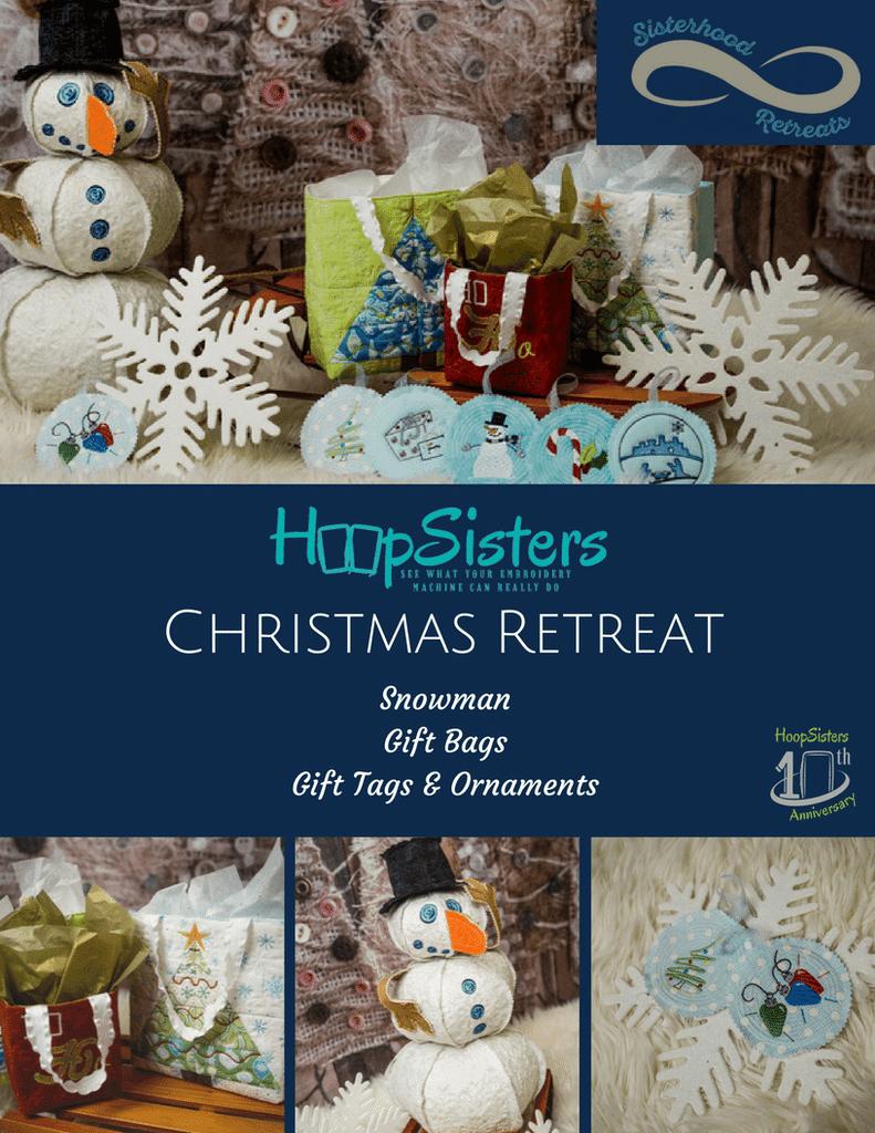 Christmas Retreat - CD Media