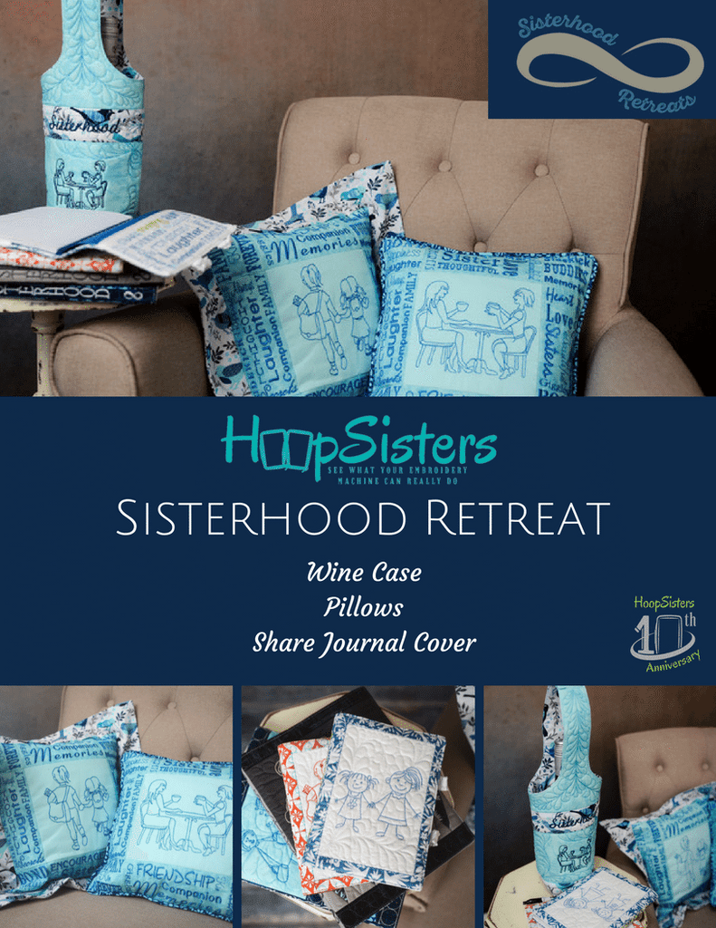 Sisterhood Retreat - CD Media