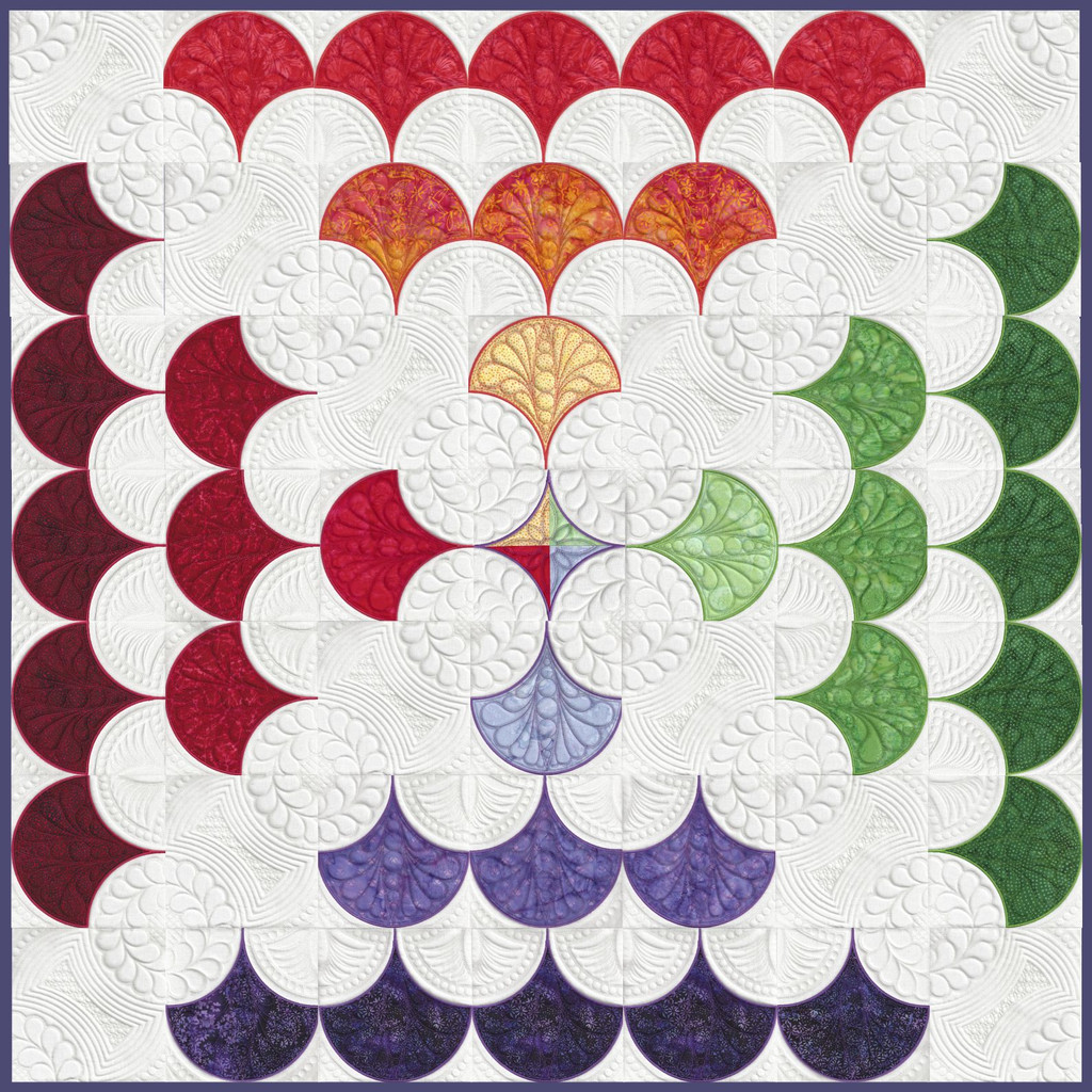 Fanfare Quilt Along - Digital Download