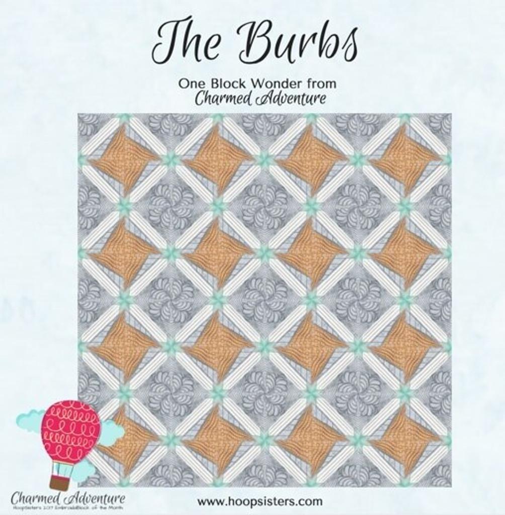 The Burbs - Digital Download