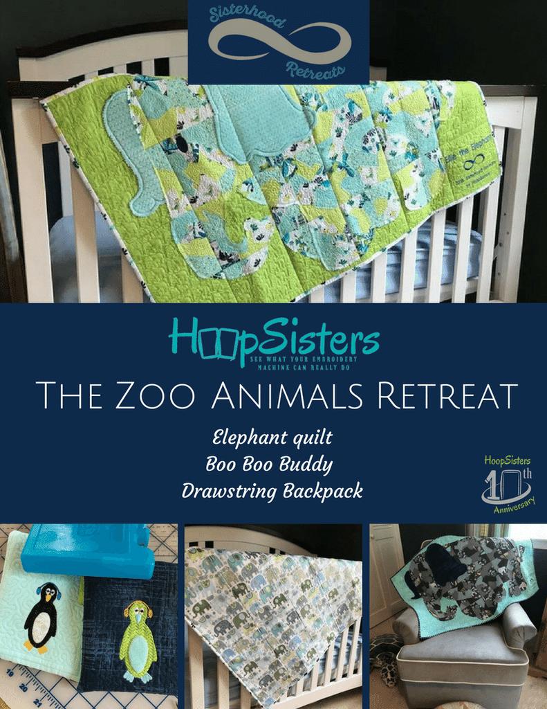 Zoo Animal Retreat Bundle