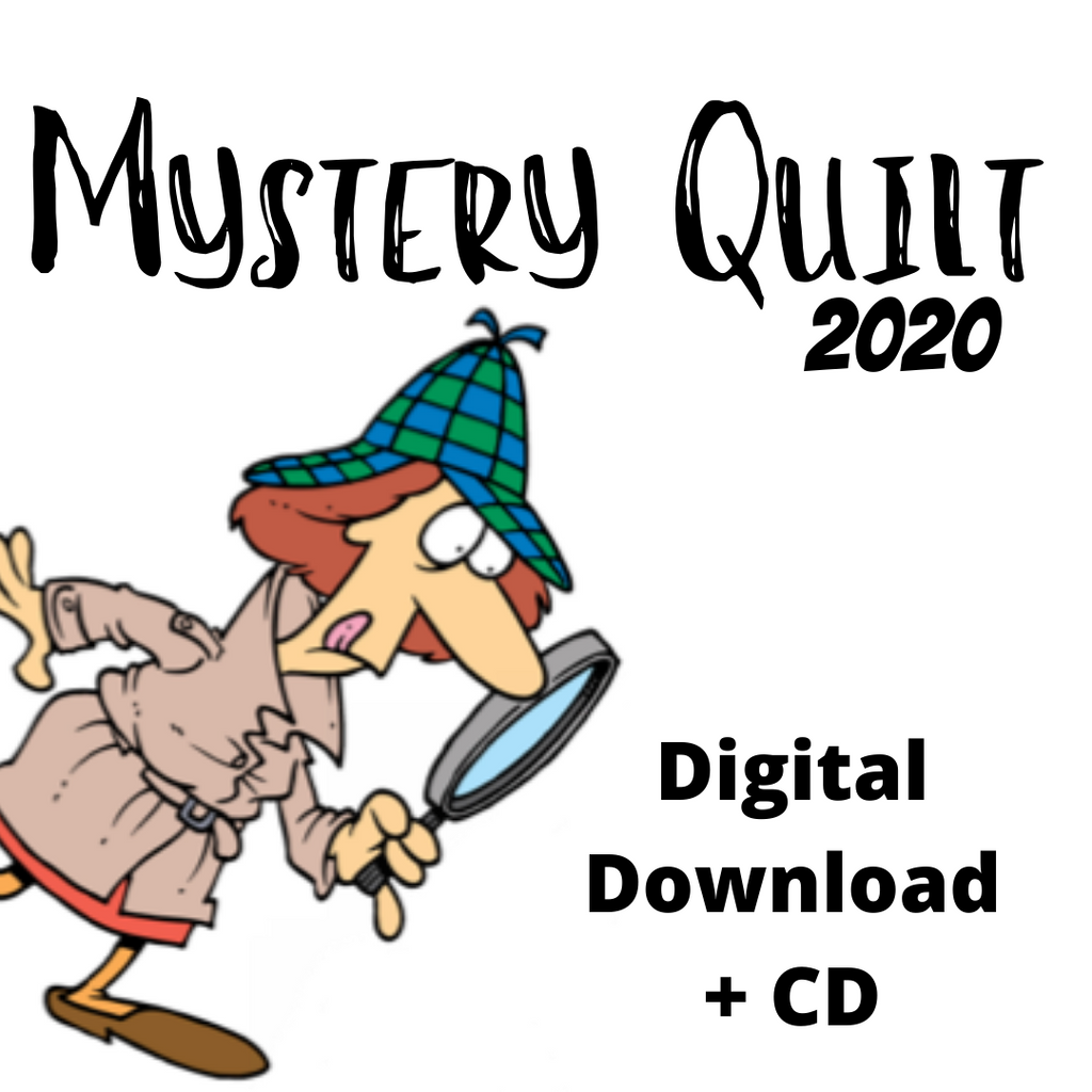 2020 Mystery Quilt - Digital Download + Pre-Order CD