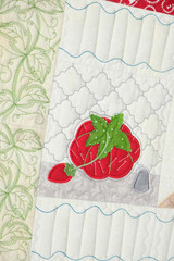 Pincushion Quilt Section - Digital Download