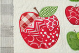 Apple of My Eye Quilt Section - Digital Download