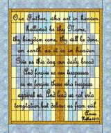 Lord's Prayer - CD Media