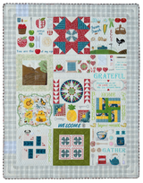 All Good Things Quilt - USB
