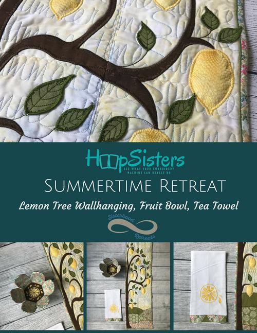 2019 Retreats: Summertime - CD Media