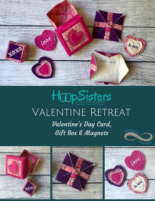 2019 Retreats: Valentine - CD Media