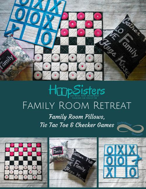 2019 Retreats: Family Room - CD Media