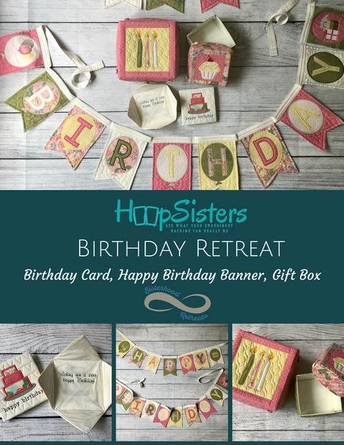 2019 Retreats: Birthday - Digital Download