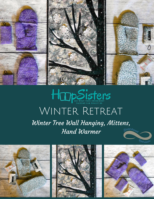 2019 Retreats: Winter 5yd Bundle