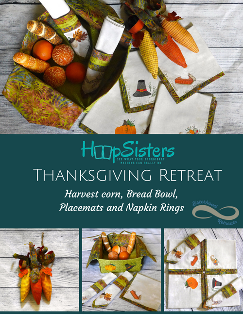 2019 Retreats: Thanksgiving - Digital Download