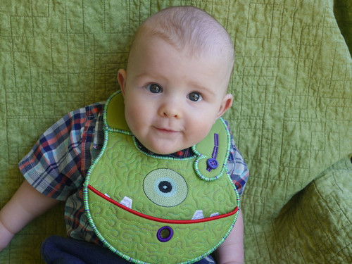 Monster Bibs - CD Media