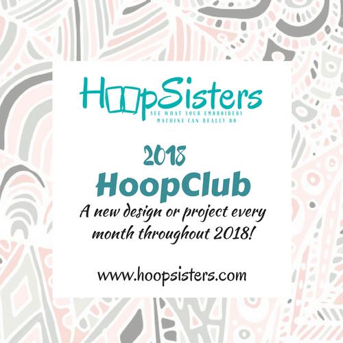 HOOPSISTERS - Quilt in the Hoop Embroidablock designs