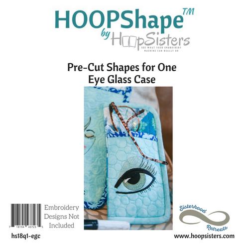 HOOPShape: Eye Glass Case