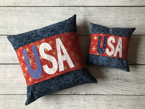 Patriotic Pillow Talk - Digital Download