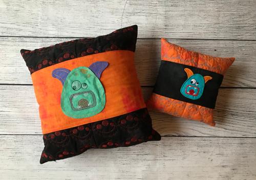 Monster Pillow Talk - Digital Download
