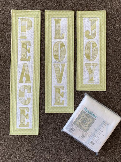 Peace, Love, Joy Bundle
