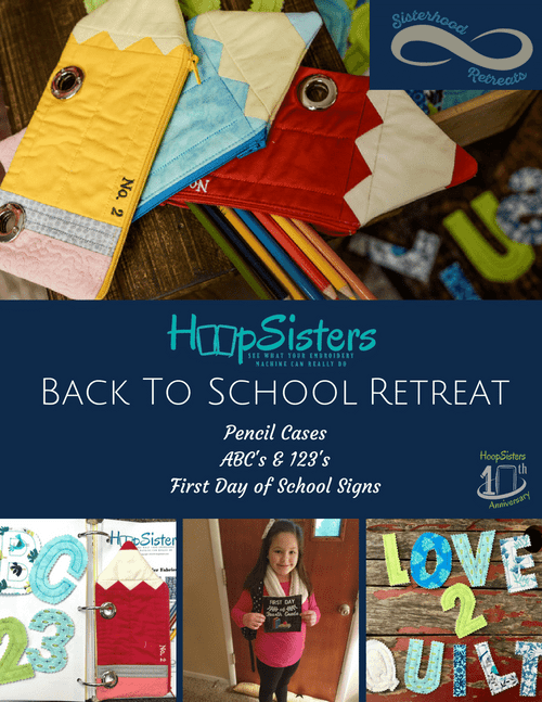 Back To School Retreat - Digital Download