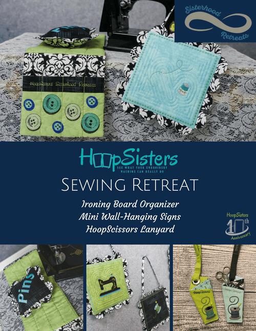 Sewing Retreat - Digital Download