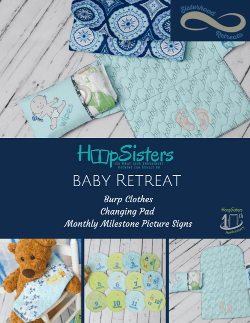 Baby Retreat - Digital Download