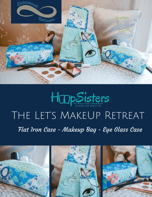 LIMITED STOCK: Makeup Retreat CD + HOOPShape