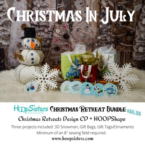 A Christmas Retreat Bundle