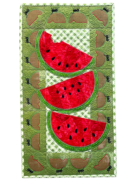 Watermelon Wall Hanging - Digital Download