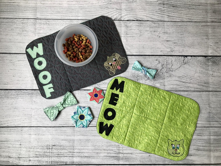Doggy & Kitty Accessories- Digital Download