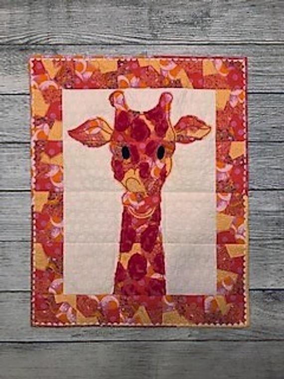 Georgia The Giraffe  - CD Media