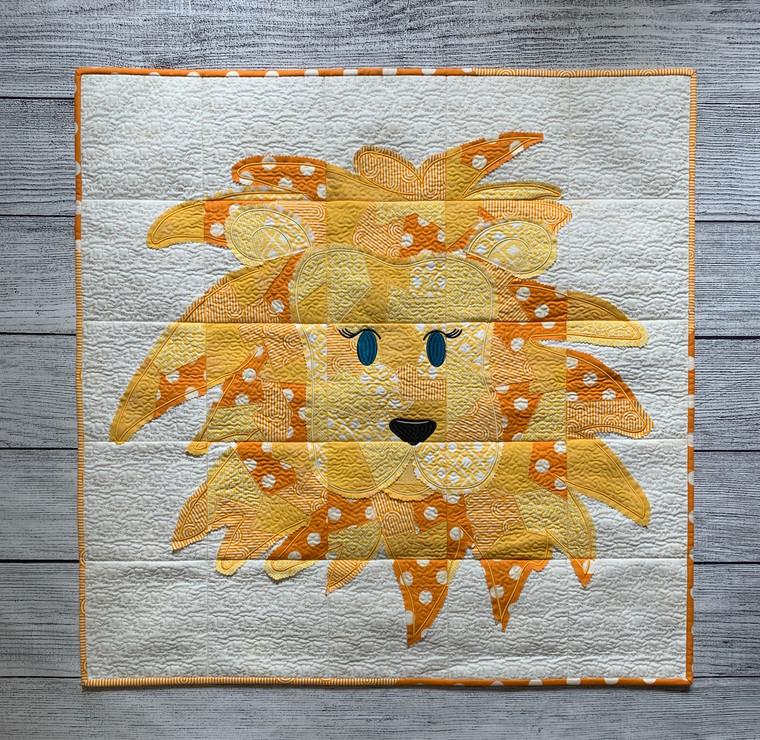 Leo the Lion - Digital Download