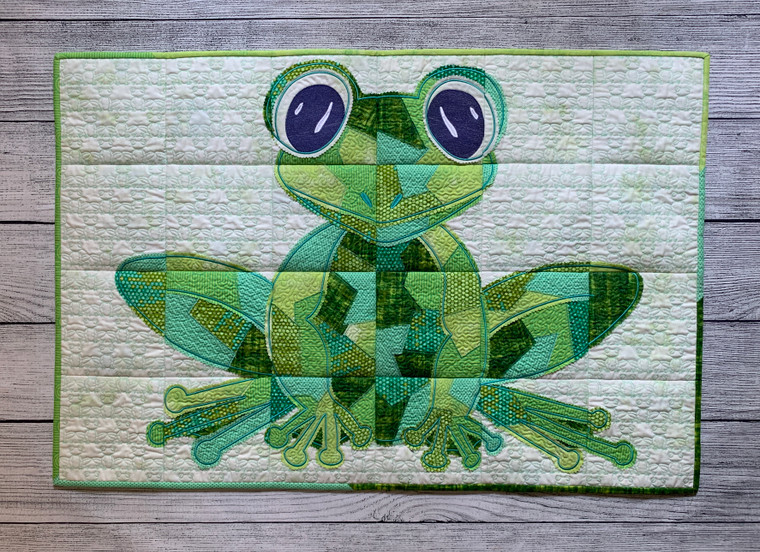 Frank the Frog - CD Media