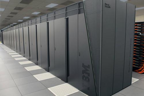 large IBM server