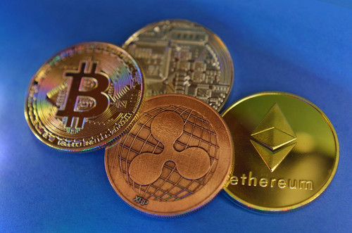 various cryptocurriences
