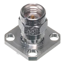 2.92mm 4-hole male Connector image