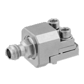 1.0mm End Launch Connector