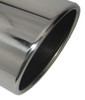 W50018-250-BOSS-RS Exhaust Tip Rolled Edge