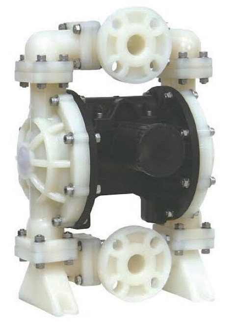 PII.200 Double Diaphragm Pump