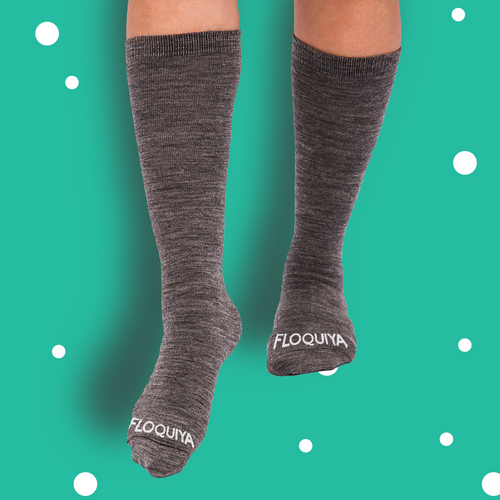Hi -Tech Skating Sock