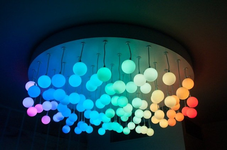 Astera LED Chandeliers