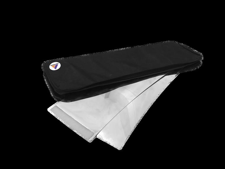 Astera LED White Flex Cover with Nylon Bag for AX5 TriplePAR Transportation, Set of 8