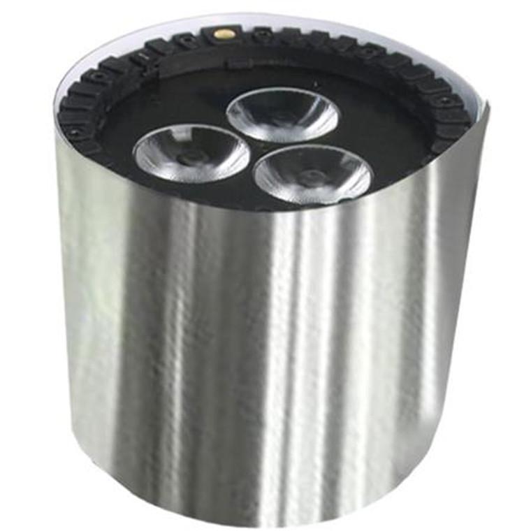 Astera LED Mirrored Flex Cover with Nylon Bag for AX5 TriplePAR Transportation, Set of 8 (AX5-FLXCVR-MIR-8)