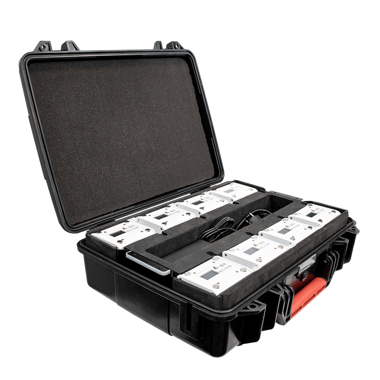 Astera FP5-PS 8x PowerStation Set with Case