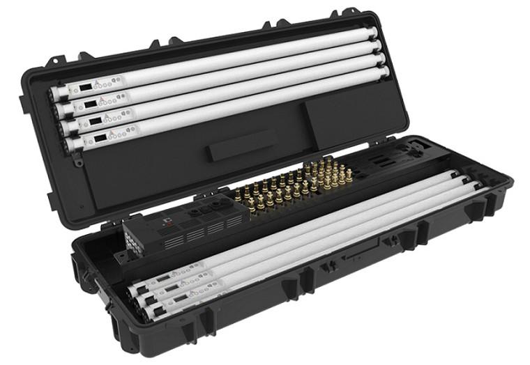 Astera LED FP1-SET Titan Light Tube Kit / Set with Charging Case
