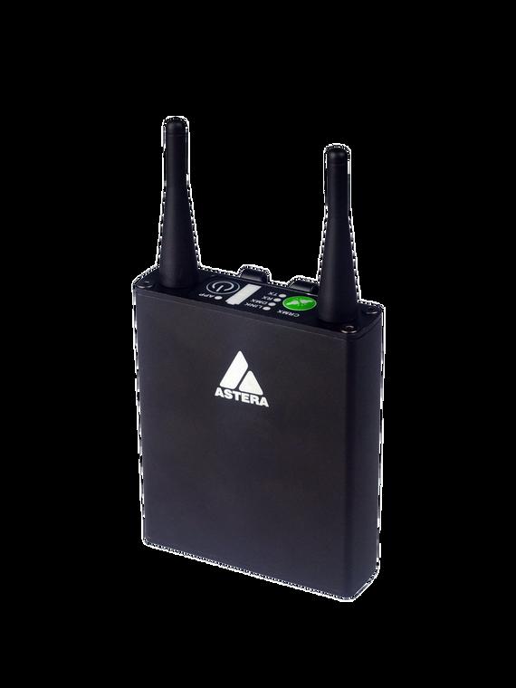ART7 AsteraBox LumenRadio CRMX transmitter and controller