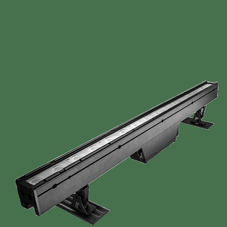 AX2-100 PIXEL BAR 40″ RGBW LED BATTERY POWERED WIRELESS DMX UPLIGHT