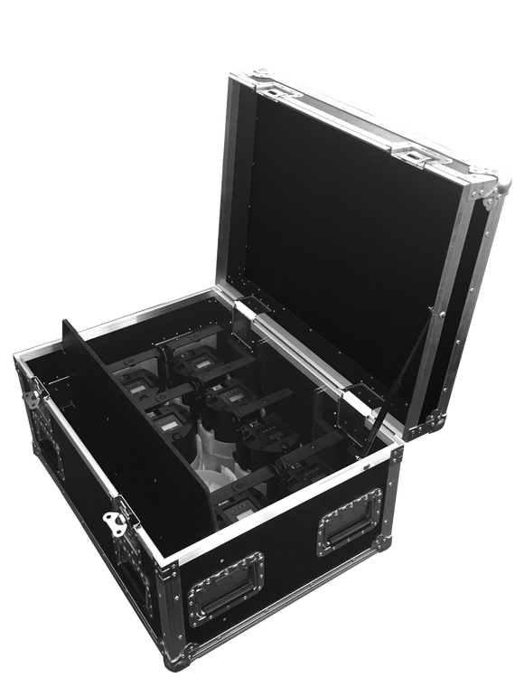 Rent Astera AX5 Set / Kit with Charging Plate Road Case – Set of 8 units