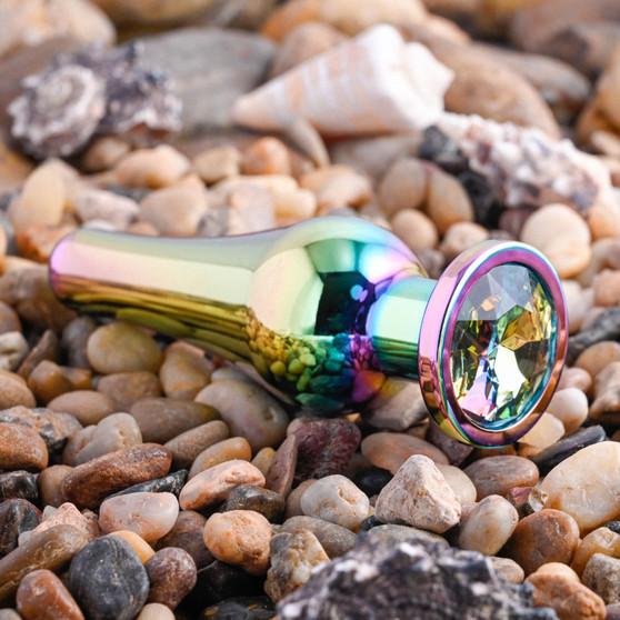 Rainbow Metal Plug – Small