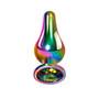 Rainbow Metal Plug Set