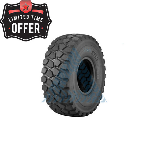 26.5R25 Pneumatic Wheel Loader Tire Titan Radial STL3 E3/L3